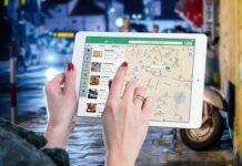aplikacje z mapami