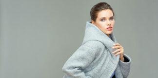Płaszcze z kapturem dla kobiet